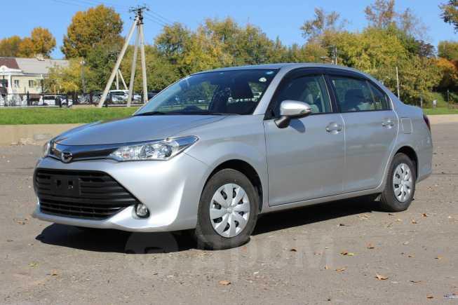Toyota Corolla Axio, 2016 год, 680 000 руб.