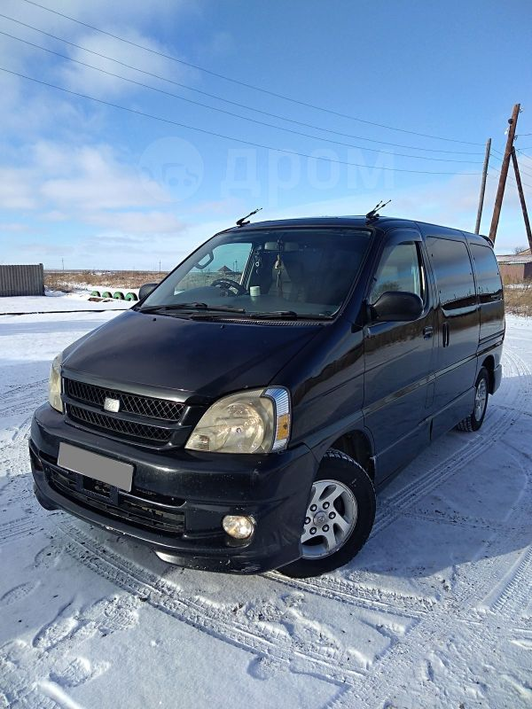Toyota Touring Hiace, 1999 год, 460 000 руб.