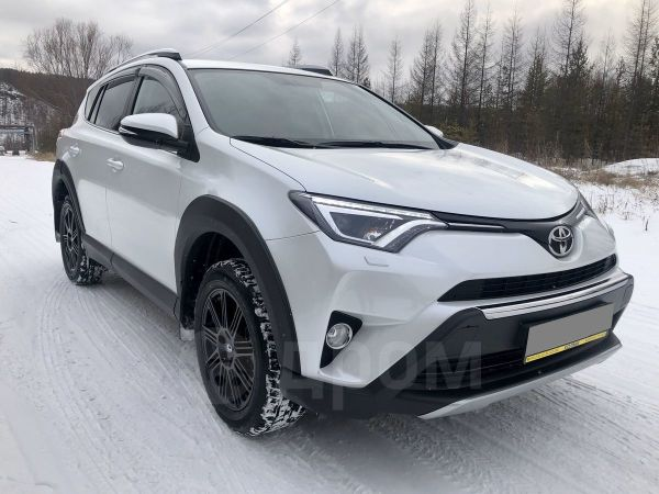 Toyota RAV4, 2018 год, 1 850 000 руб.