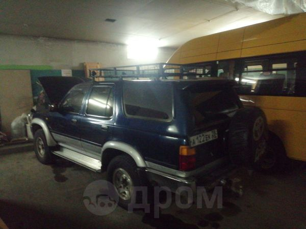 Toyota Hilux Surf, 1991 год, 350 000 руб.