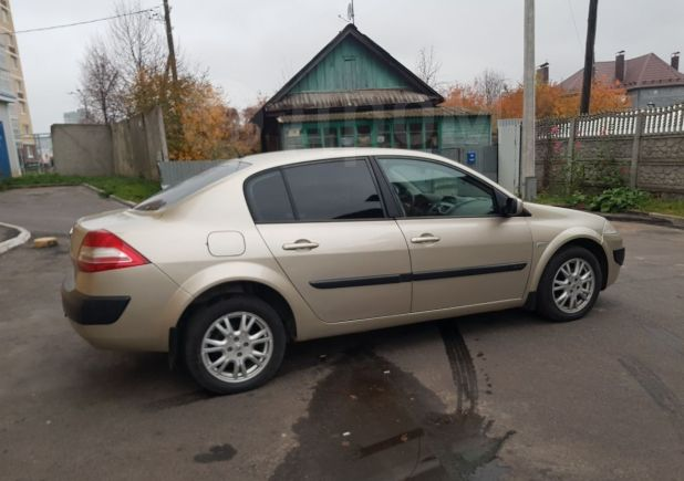 Renault Megane, 2006 год, 238 000 руб.