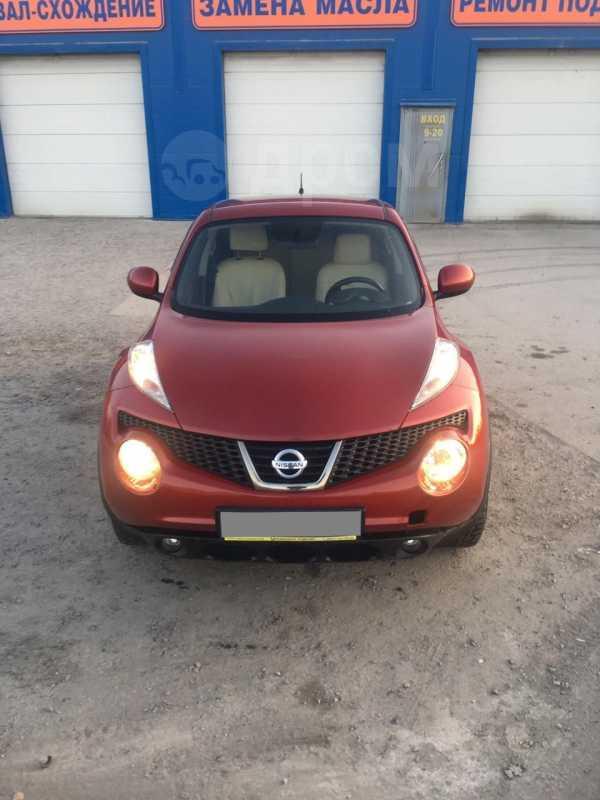 Nissan Juke, 2013 год, 585 999 руб.