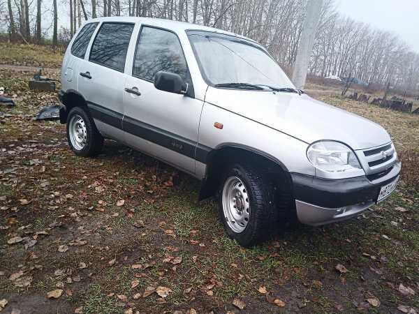Chevrolet Niva, 2005 год, 182 000 руб.