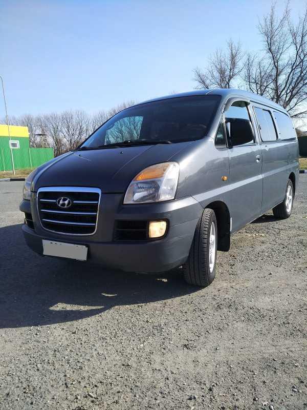 Hyundai H1, 2006 год, 410 000 руб.