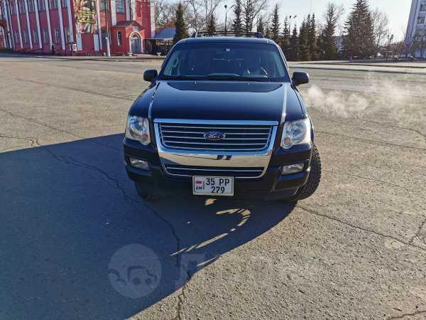 Ford Explorer, 2010 год, 700 000 руб.