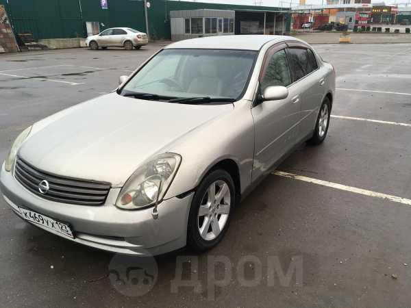 Nissan Skyline, 2001 год, 230 000 руб.