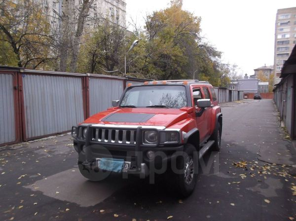 Hummer H3, 2009 год, 1 150 000 руб.