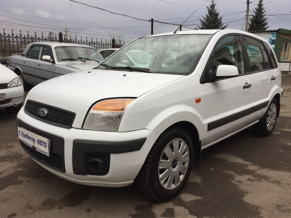 Ford Fusion, 2009 год, 309 500 руб.