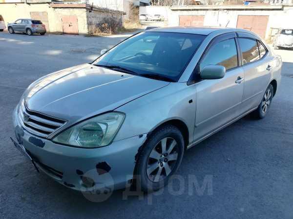 Toyota Allion, 2002 год, 240 000 руб.