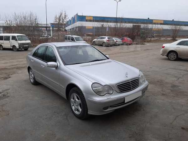 Mercedes-Benz C-Class, 2001 год, 335 000 руб.