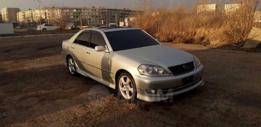 Toyota Mark II, 2002 год, 600 000 руб.