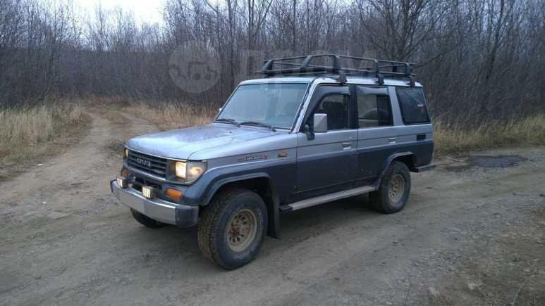 Toyota Land Cruiser, 1993 год, 450 000 руб.