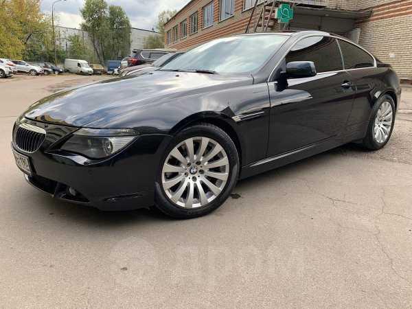 BMW 6-Series, 2004 год, 600 000 руб.