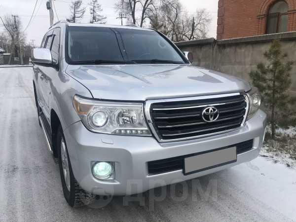 Toyota Land Cruiser, 2008 год, 1 899 999 руб.