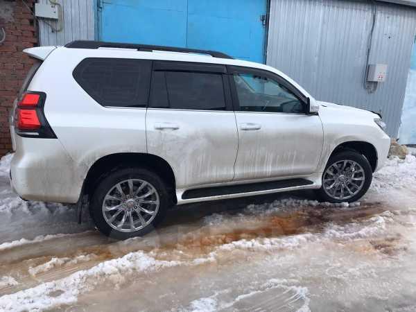 Toyota Land Cruiser Prado, 2018 год, 3 650 000 руб.