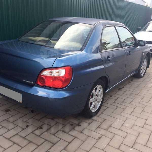 Subaru Impreza, 2007 год, 150 000 руб.