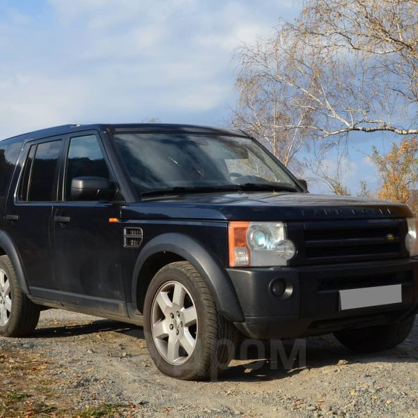 Land Rover Discovery, 2006 год, 690 000 руб.