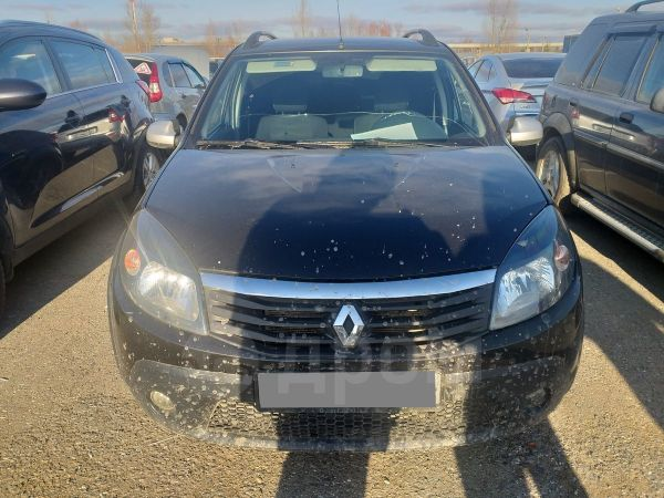 Renault Sandero Stepway, 2012 год, 355 000 руб.