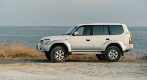 Геленджик Land Cruiser Prado