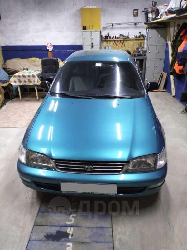 Toyota Carina E, 1998 год, 175 000 руб.