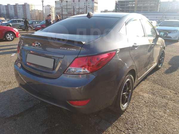 Hyundai Solaris, 2012 год, 418 000 руб.
