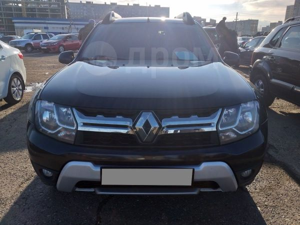 Renault Duster, 2016 год, 695 000 руб.