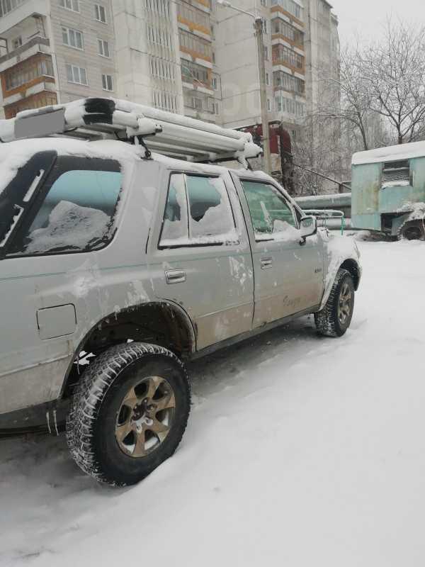 Isuzu Rodeo, 1993 год, 160 000 руб.