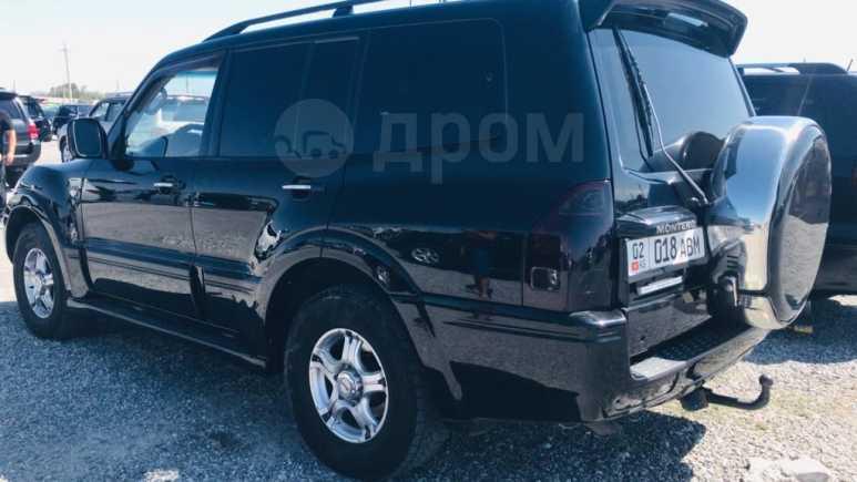 Mitsubishi Montero, 2003 год, 520 000 руб.