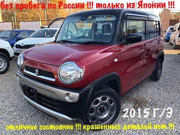 Suzuki Hustler, 2014 год, 519 000 руб.