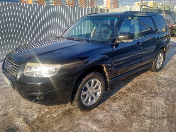 Subaru Forester, 2007 год, 480 000 руб.