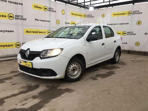 Renault Logan, 2014 год, 303 000 руб.