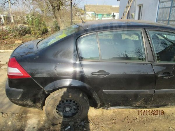 Renault Megane, 2006 год, 85 000 руб.