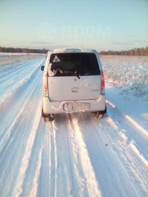 Suzuki Wagon R, 2008 год, 270 000 руб.