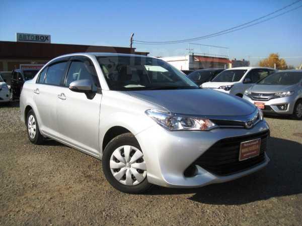 Toyota Corolla Axio, 2015 год, 674 999 руб.