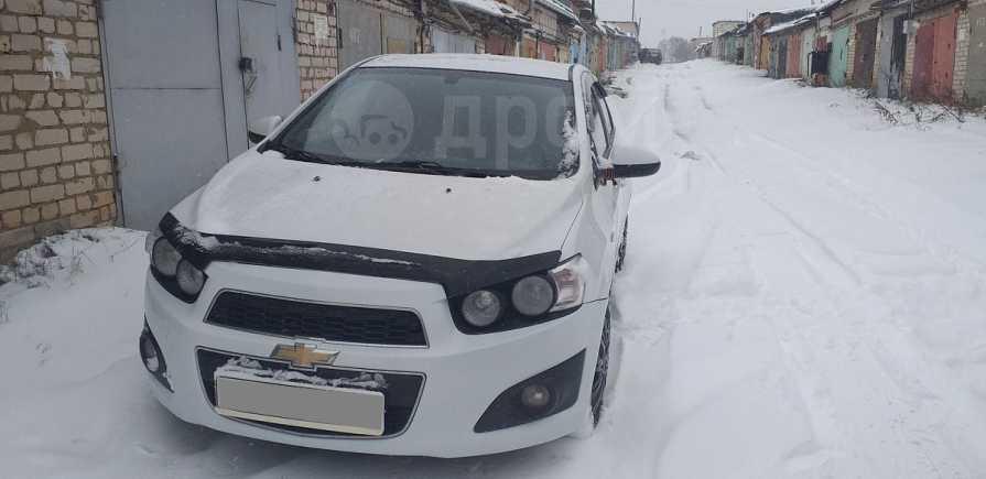 Chevrolet Aveo, 2012 год, 295 000 руб.