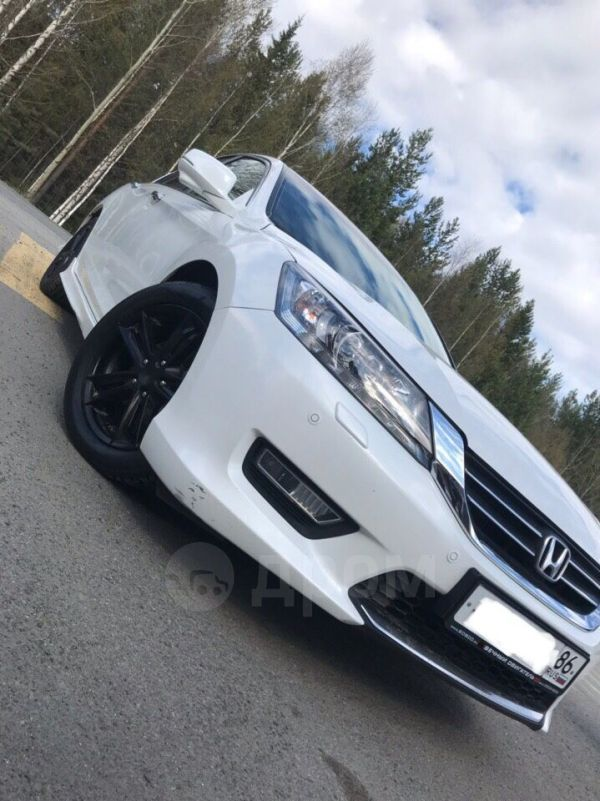 Honda Accord, 2013 год, 1 000 000 руб.