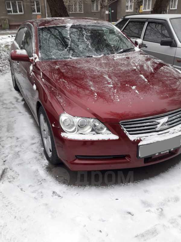 Toyota Mark X, 2005 год, 500 000 руб.