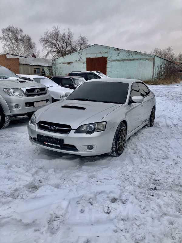 Subaru Legacy B4, 2003 год, 490 000 руб.