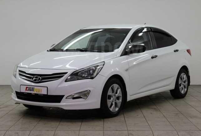 Hyundai Solaris, 2014 год, 430 000 руб.