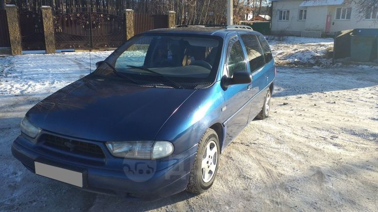 Ford Windstar, 1997 год, 130 000 руб.