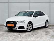 Тюмень Audi A3 2018
