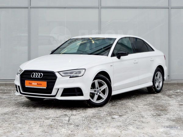 Audi A3, 2018 год, 1 510 000 руб.