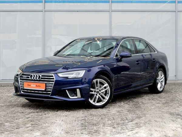 Audi A4, 2018 год, 2 190 000 руб.
