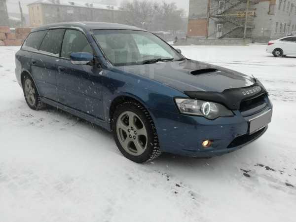 Subaru Legacy, 2003 год, 400 000 руб.
