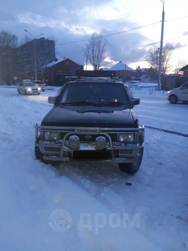Nissan Terrano, 1993 год, 320 000 руб.
