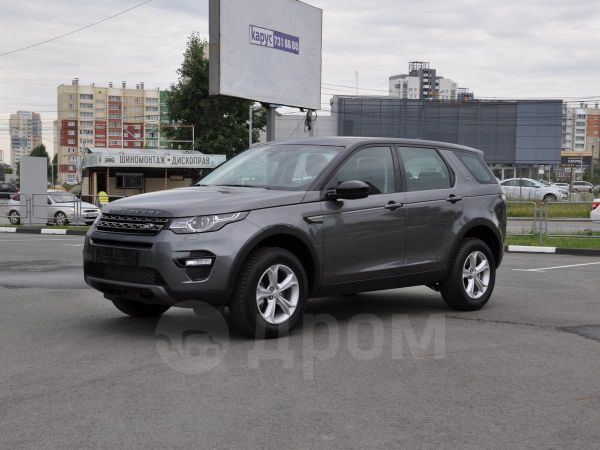 Land Rover Discovery Sport, 2017 год, 3 321 000 руб.