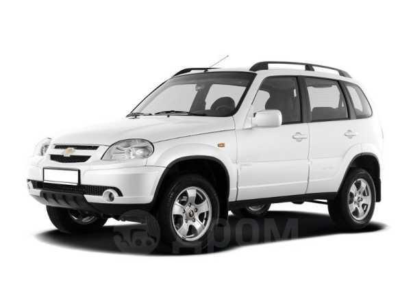 Chevrolet Niva, 2019 год, 819 000 руб.
