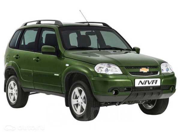 Chevrolet Niva, 2019 год, 736 000 руб.