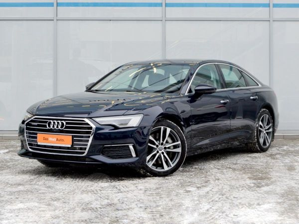 Audi A6, 2018 год, 3 875 000 руб.
