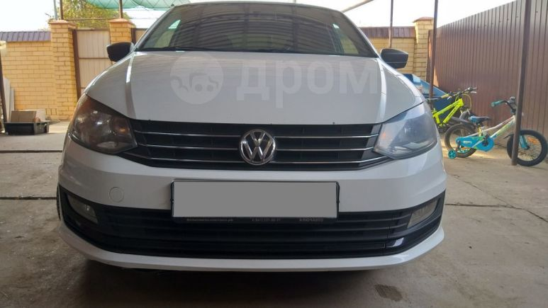 Volkswagen Polo, 2015 год, 440 000 руб.